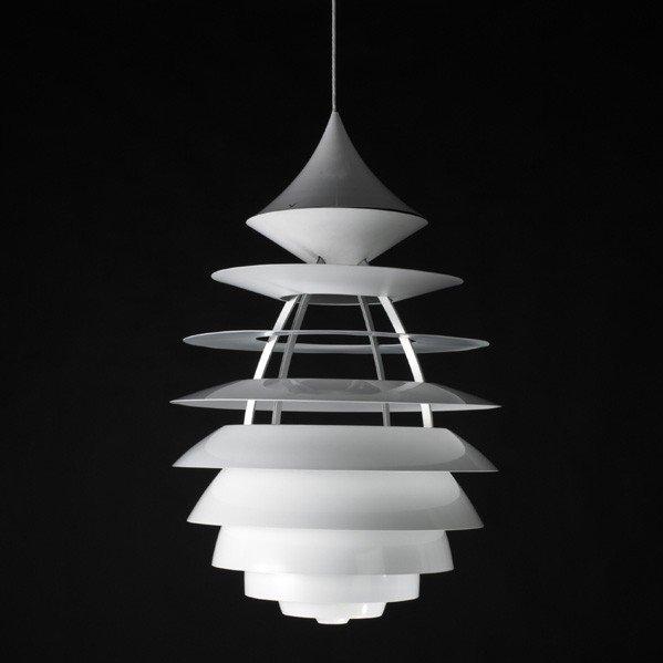 638: POUL HENNIGSEN; LOUIS POULSEN; Gigante lamp