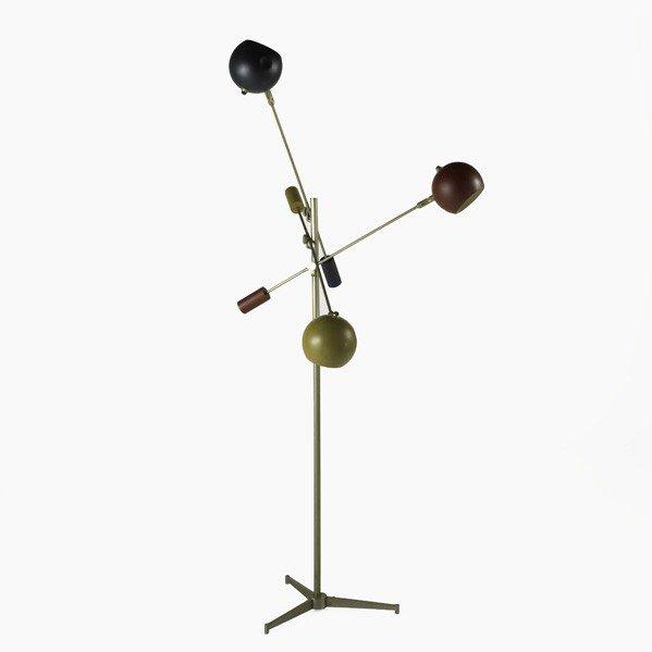 676: ANGELO LELLI; ARREDOLUCE; Floor lamp