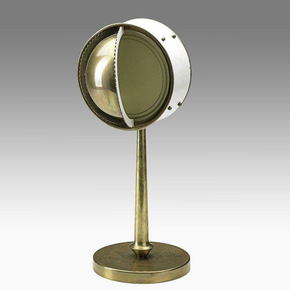 677: ARREDOLUCE (Attr.); Rare table lamp