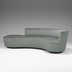 VLADIMIR KAGAN; Sofa