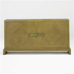 713: TOMMI PARZINGER; Two-door cabinet