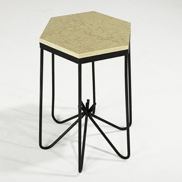 889: JEAN ROYERE; Hirondelle table