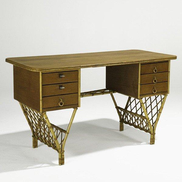 890: JEAN ROYERE; Desk