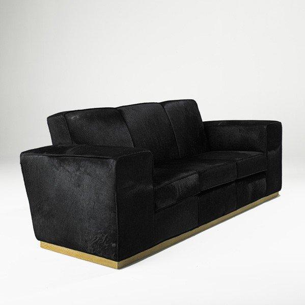 891: JEAN ROYERE; Sofa