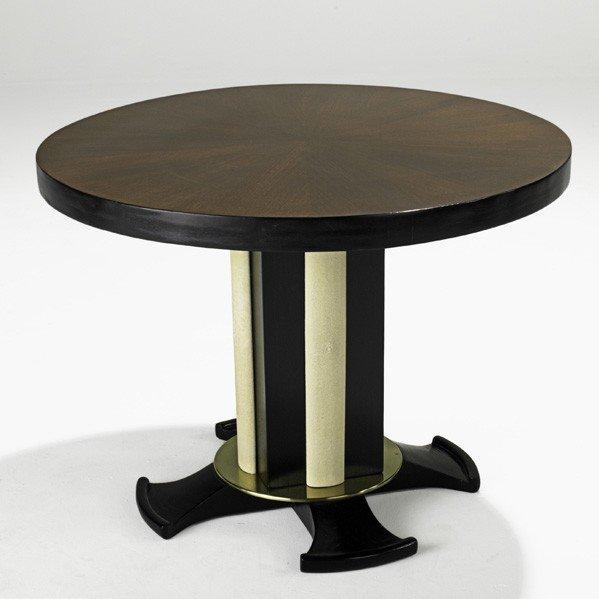 897: DOMINIQUE; Center table