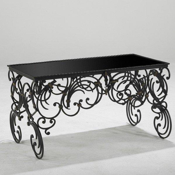 903: MICHEL ZADOUNAISKY; Coffee table