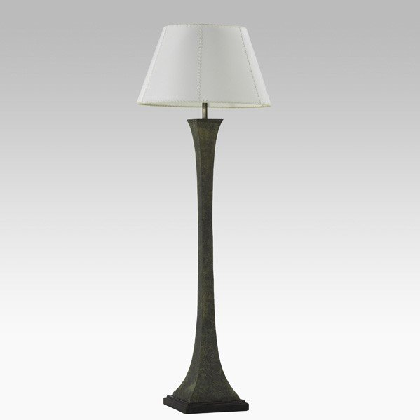 907: MAISON JANSEN; Floor lamp