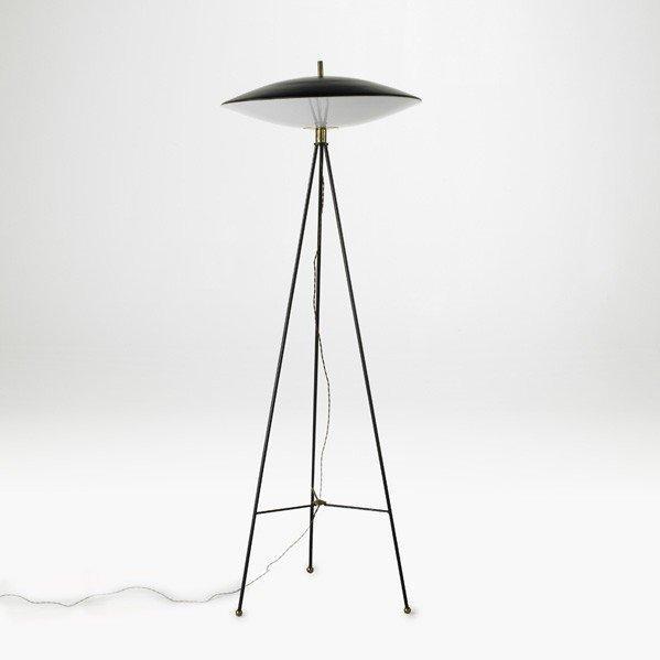 909: DISDEROT; Floor lamp