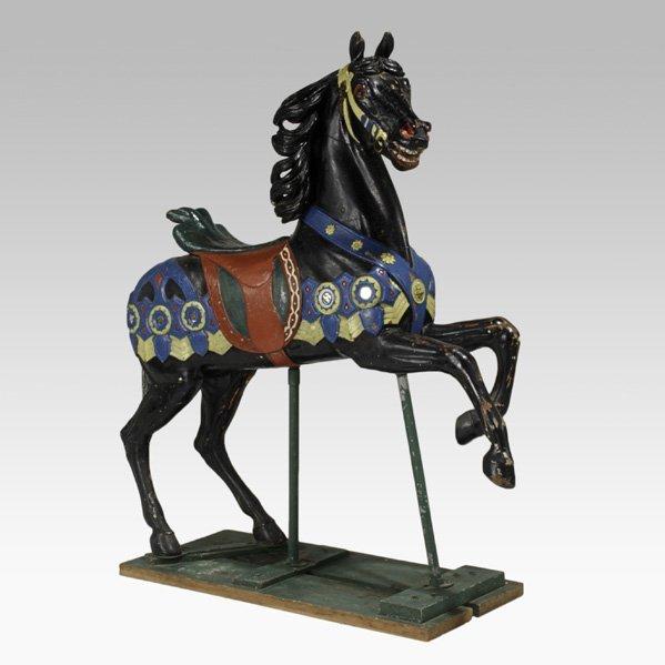 1079: HEYN GERMANY CAROUSEL HORSE (Attr.)