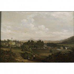 REUBEN O. LUCKENBACH (American, 1818-1880) (Attr.