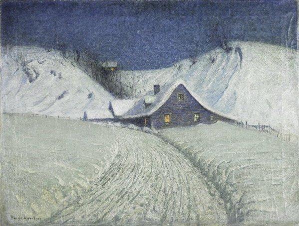 1: Birge Lovell Harrison (American, 1854-1929)