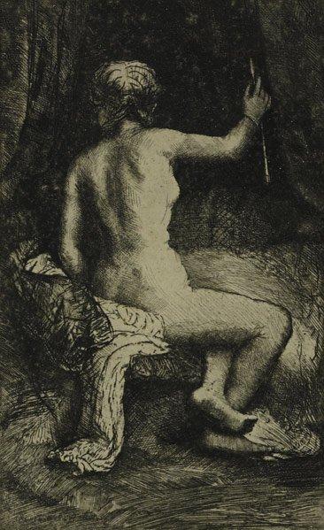 20: Rembrandt  Van Rijn (Dutch, 1606 - 1669)