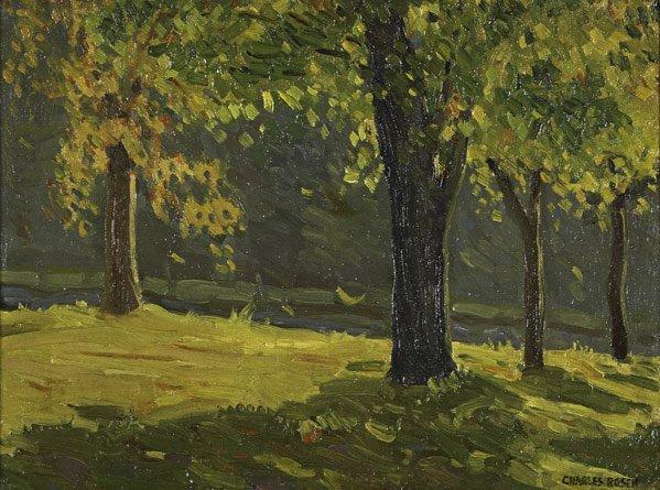 22: Charles Rosen  (American, 1878 - 1950)