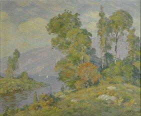 Thomas Rathbone Manley  (American, 1853 - 1938)