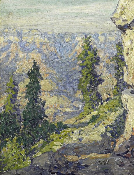 35: George William Sotter  (American, 1879 - 1953)