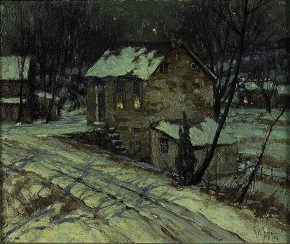 36: George William Sotter (American, 1879-1953)