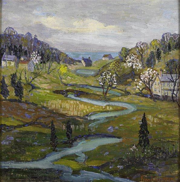 39: Fern Isabel Coppedge  (American, 1883 - 1951)