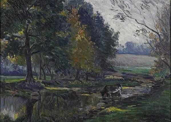 41: Maximilian (Maxo) Vanka  (Croatian/American,  1889