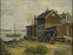 Jacob Greenleaf (American, 1887-1968)