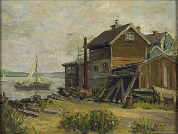 76: Jacob Greenleaf (American, 1887-1968)