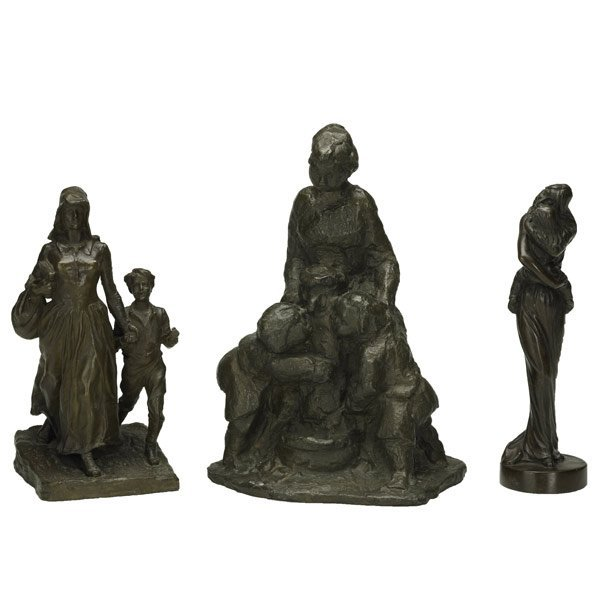 244: Sculptures of Mothers and Children