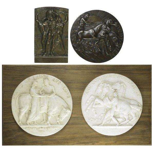 278: Inspirational Plaques & Medallions