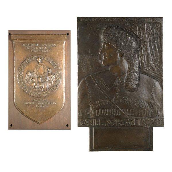 279: Plaques & Medallions of Award Association