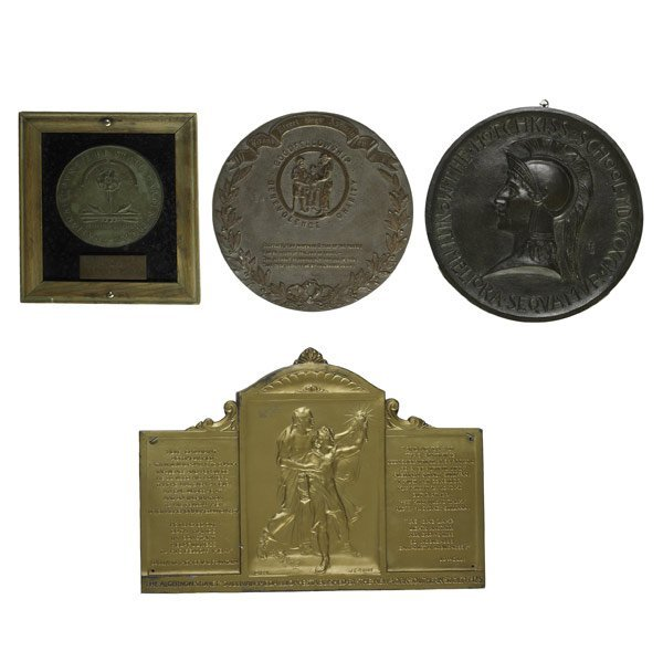 280: Plaques of Societies and Associations