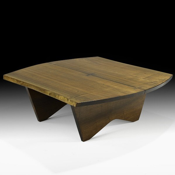 516: GEORGE NAKASHIMA Special coffee table