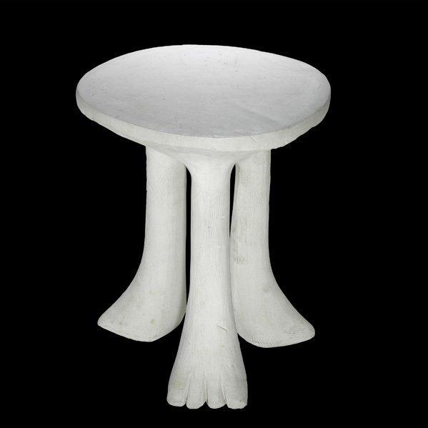 537: JOHN DICKINSON African table