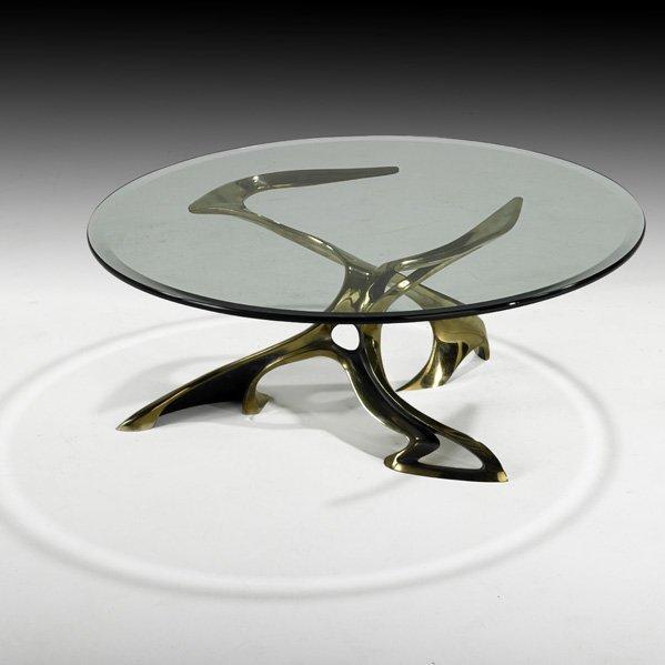 "540: BOB BENNETT ""Concepts"" Coffee table"