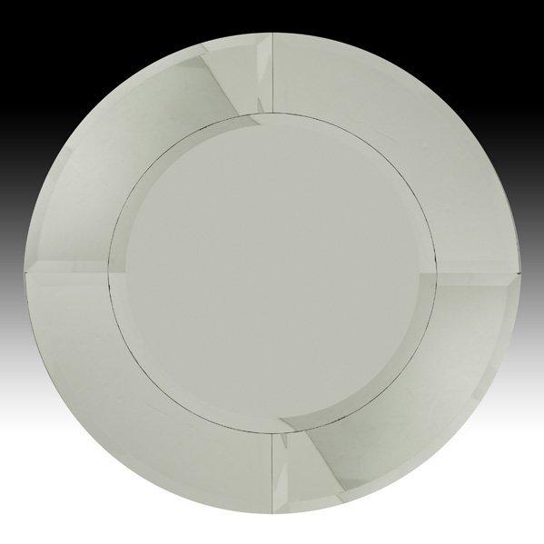 545: KARL SPRINGER Saturn mirror