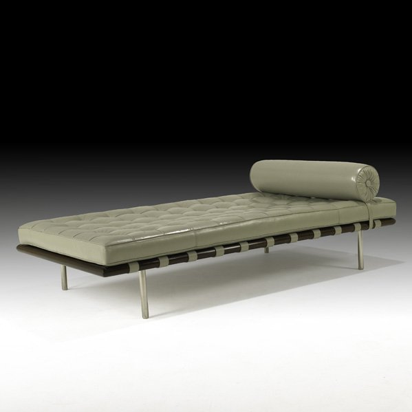 570: MIES VAN DER ROHE Barcelona daybed
