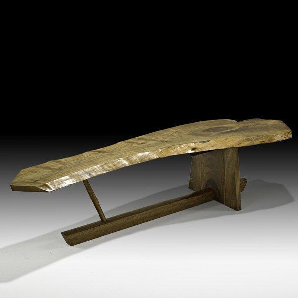 1010: GEORGE NAKASHIMA Minguren II coffee table