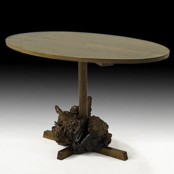 1018: MIRA NAKASHIMA Dining table