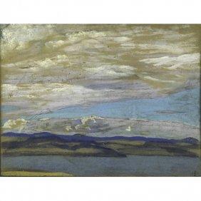 7: Nicholas Konstantinovich Roerich  (Russian/American,