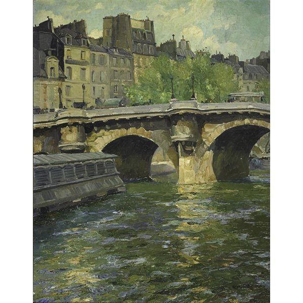 15: Abel George Warshawsky (French/American,  1883-1962