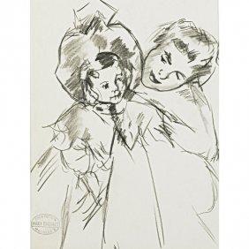 18: Mary Cassatt (American, 1844-1926)