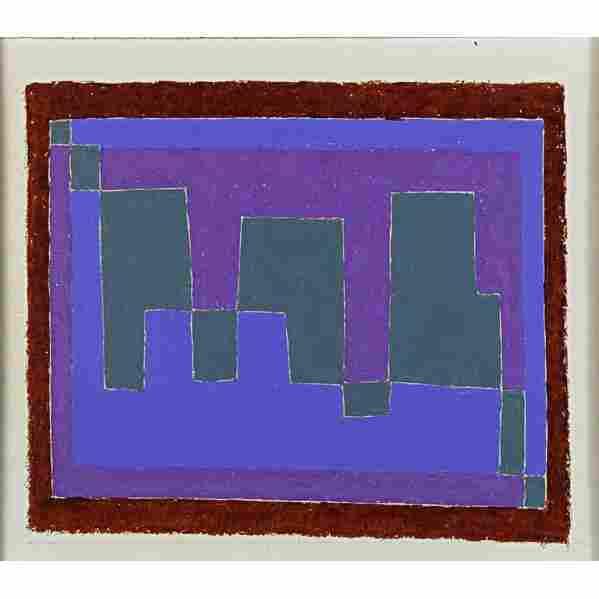 Josef Albers (American/German, 1888-1976)