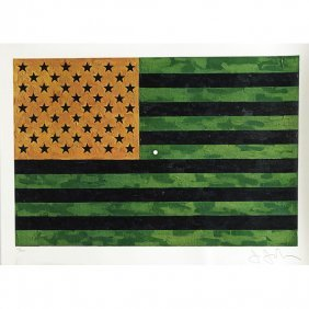 561: Jasper Johns (American, b. 1930)