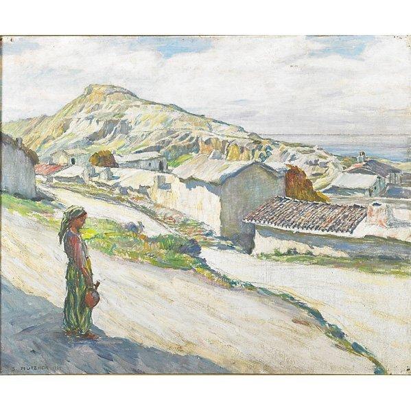 Samuel Mutzner (Romanian, 1884 - 1959)