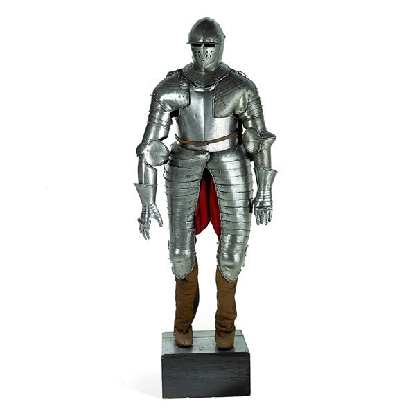 ENGLISH PLATE MAIL ARMOR