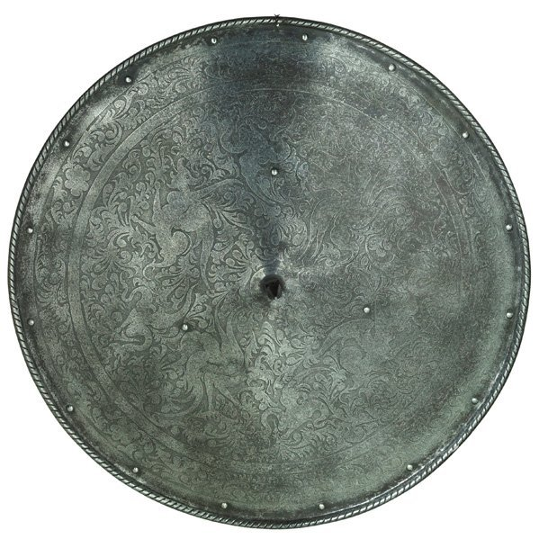CONTINENTAL SPIKED SHIELD