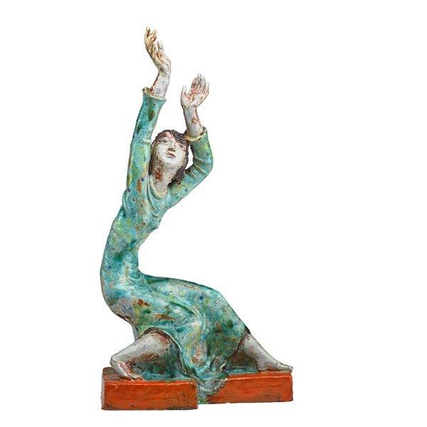 SUSI SINGER Ceramic sculpture