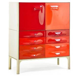 RAYMOND LOEWY DF 2000 Cabinet
