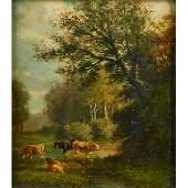 JAMES MACDOUGAL HART (American, 1828-1901)