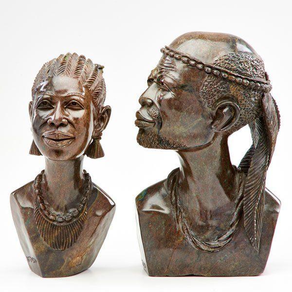 RUTENDO TENDAI (Zimbabwe, b. 1963) JETHRO DODZO