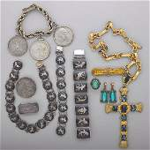 SILVER OR GOLD FILLED JEWELRY AND ACCESSORIES