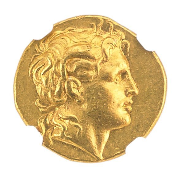 ANCIENT THRACE STATER COIN