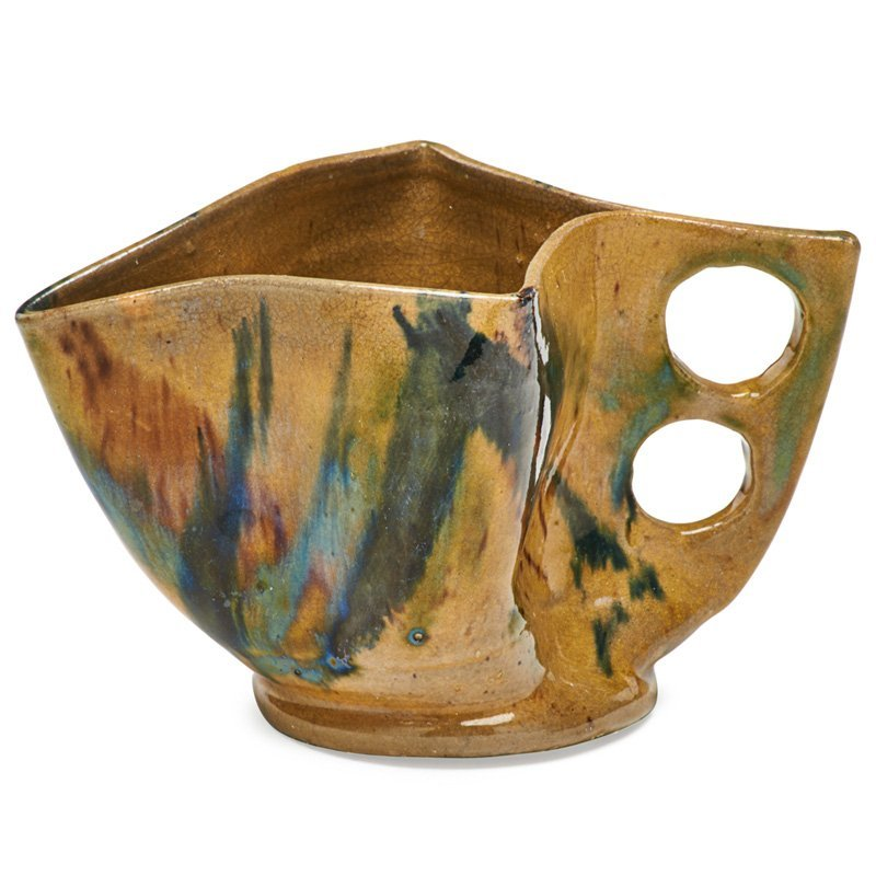 GEORGE OHR Small pitcher